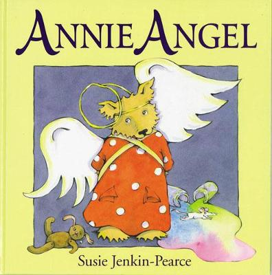 Annie Angel by Susie Jenkin-Pearce