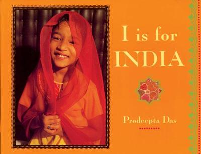 I is for India Big book by Prodeepta Das