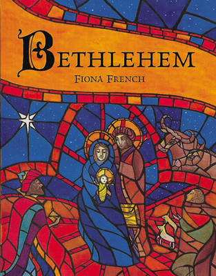 Bethlehem With Words from the King James Bible by Fiona French