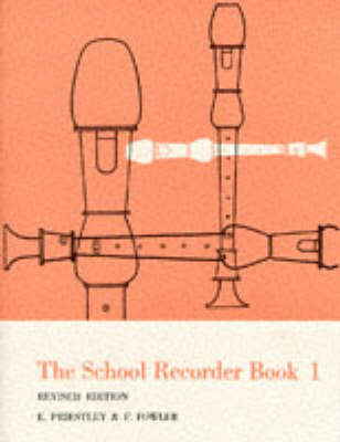 School Recorder Books by Edmund Priestley, F. Fowler