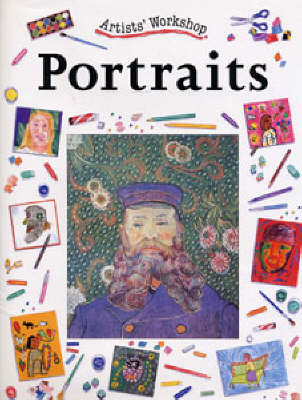 Portraits by Clare Roundhill, Penny King, Peter Millard