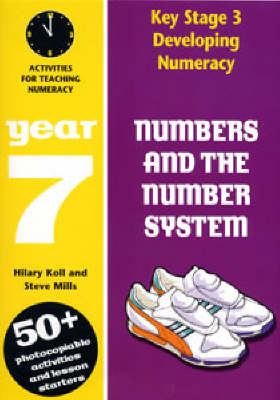 Numbers and the Number System: Year 7 Activities for Teaching Numeracy by Hilary Koll, Steve Mills