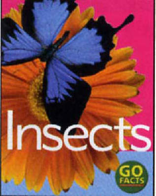 Insects by Katy Pike, Paul McEvoy