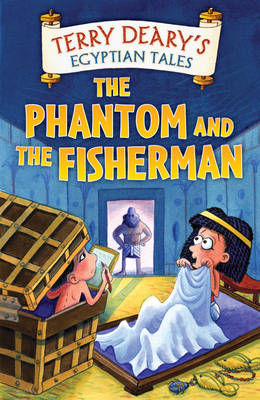 The Phantom and the Fisherman by Terry Deary