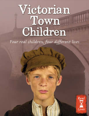 Victorian Town Children by Sallie Purkis