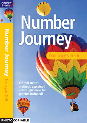 Number Journey 5-6 by Andrew Brodie