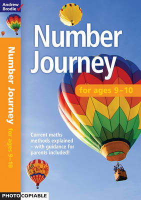 Number Journey 9-10 by Andrew Brodie