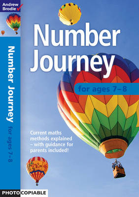 Number Journey 7-8 by Andrew Brodie