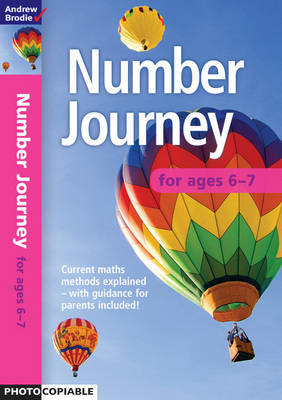 Number Journey 6-7 by Andrew Brodie