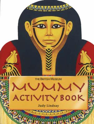 Mummy Activity Book Activity Book - Shaped by Judy Lindsay
