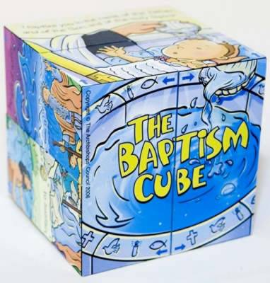 The Baptism Cube by Craig Cameron
