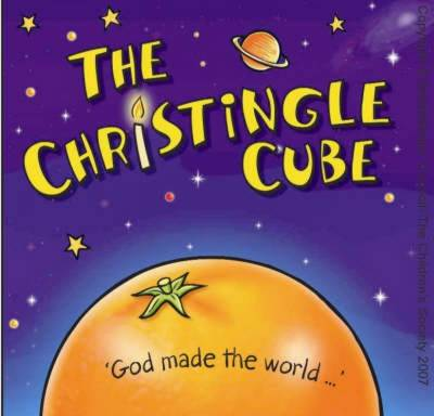 The Christingle Cube A Hands-on Way to Learn About Christingle by Craig Cameron