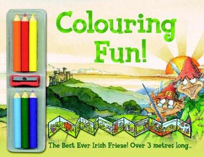 Colouring Fun! by Tony Potter