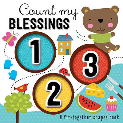 Count My Blessings 1-2-3 by Thomas Nelson Publishers