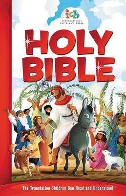 International Children's Bible Big Red Cover by Thomas Nelson