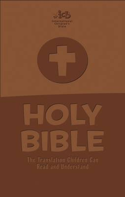 International Children's Bible - Brown Leathersoft Cover by