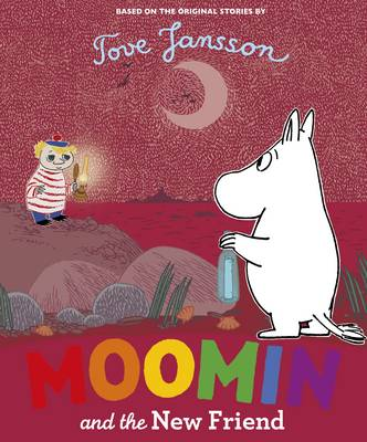 Moomin and the New Friend by