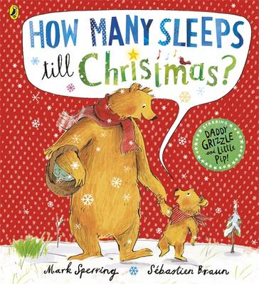 How Many Sleeps Till Christmas? by Mark Sperring