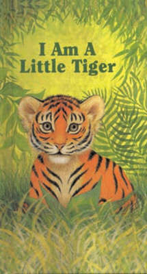 I am a Little Tiger by Amrei Fechner
