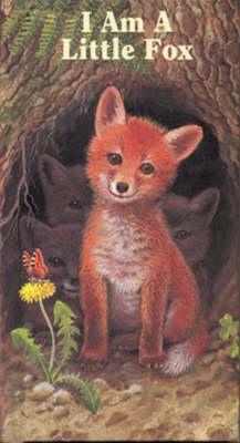 I am a Little Fox by Wolfgang De Haen