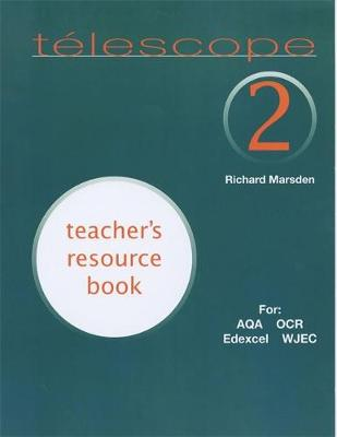 Telescope 2 Teacher's Resource Book Teacher's Resource Book by Richard Marsden, Ian Maun