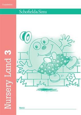 Nursery Land Book 3 by Sally Johnson
