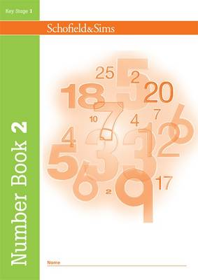 Number Book 2 by Andrew Parker, Jane Stamford