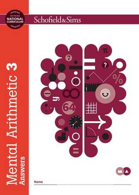 Mental Arithmetic 3 Answers by J. W. Adams, R. P. Beaumont