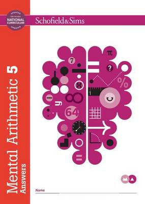Mental Arithmetic 5 Answers by J. W. Adams, R. P. Beaumont