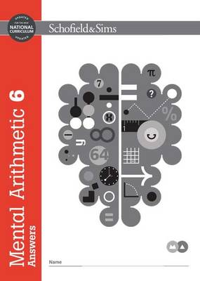 Mental Arithmetic 6 Answers by Lynn Spavin, Edmund Spavin