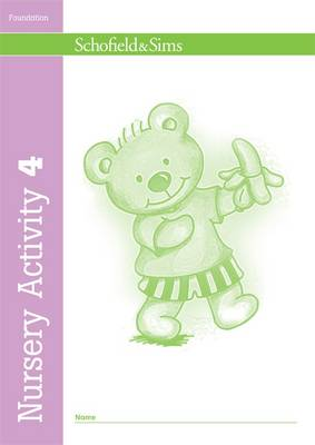 Nursery Activity Book 4 by Kathryn Linaker