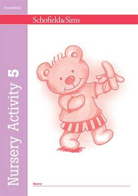 Nursery Activity Book 5 by Kathryn Linaker