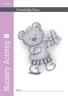 Nursery Activity Book 6 by Kathryn Linaker