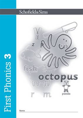 First Phonics Book 3 by Anne Evans