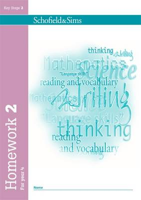 Homework Book 2 by