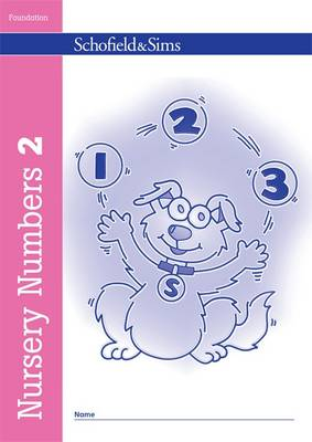 Nursery Numbers Book 2 by Sally Johnson