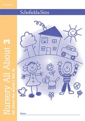 Nursery All About the World I Live in by Sally Johnson