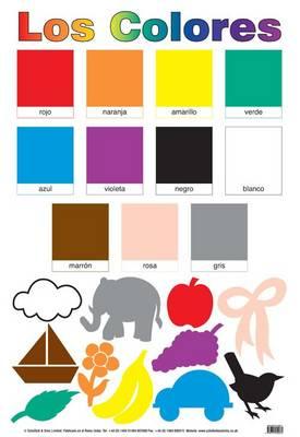 Los Colores (Colour Chart) by