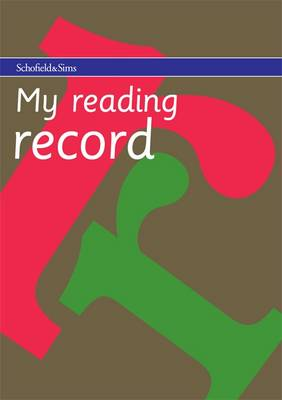 My Reading Record - Original Edition by Sally Johnson