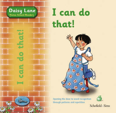 I Can Do That! by Carol Matchett