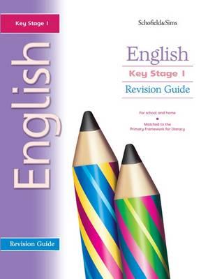 Key Stage 1 English Revision Guide by Carol Matchett