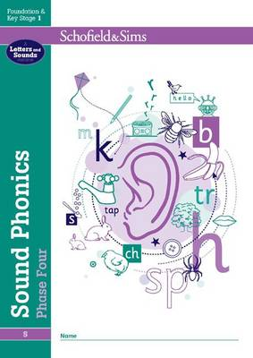 Sound Phonics Phase Four by Carol Matchett