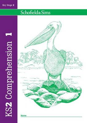 KS2 Comprehension Book 1 by Celia Warren