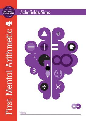 First Mental Arithmetic Book 4 by Ann Montague-Smith