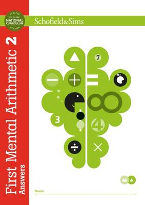 First Mental Arithmetic Answer Book 2 by Ann Montague-Smith
