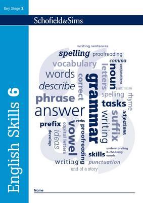 English Skills Book 6 by Carol Matchett