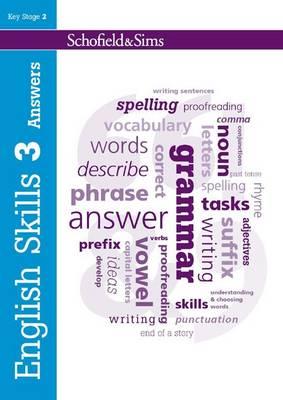 English Skills Answers Book 3 by Carol Matchett