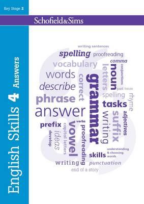 English Skills Answers Book 4 by Carol Matchett
