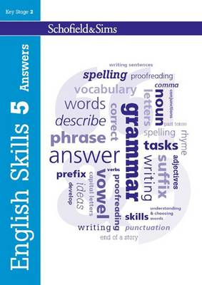 English Skills Answers Book 5 by Carol Matchett