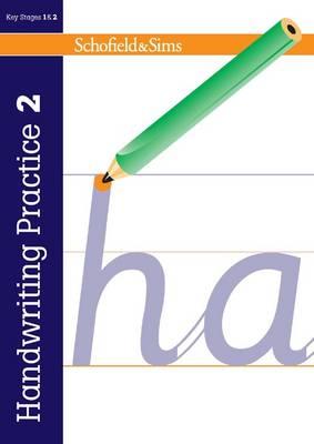 Handwriting Practice Book 2 by Carol Matchett